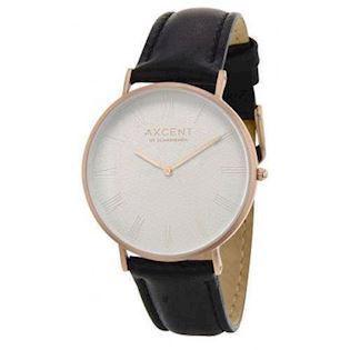 Axcent of Scandinavia Career rosa forgyldt rustfri stål Quartz Unisex ur, model IX5690R-05